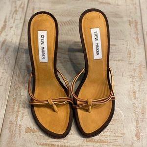 Steve Madden heels..NWOT